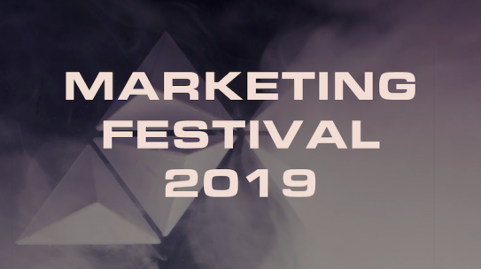Marketing Festival, 20.-22.3.2019